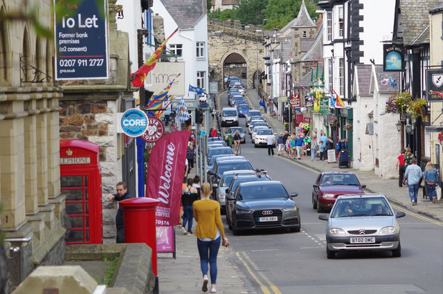 Castle Street, Conwy