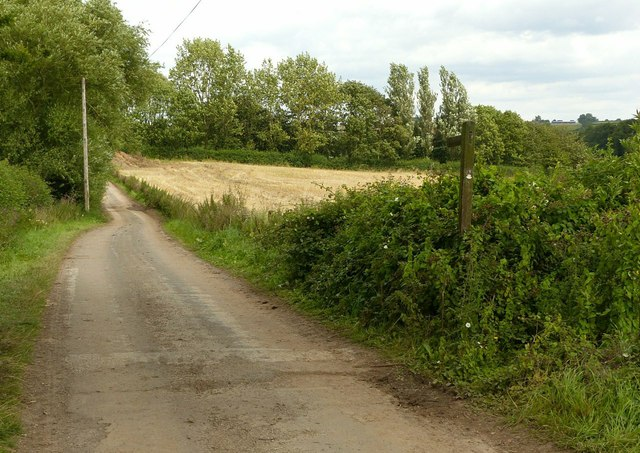 Far Lane, the end of the road