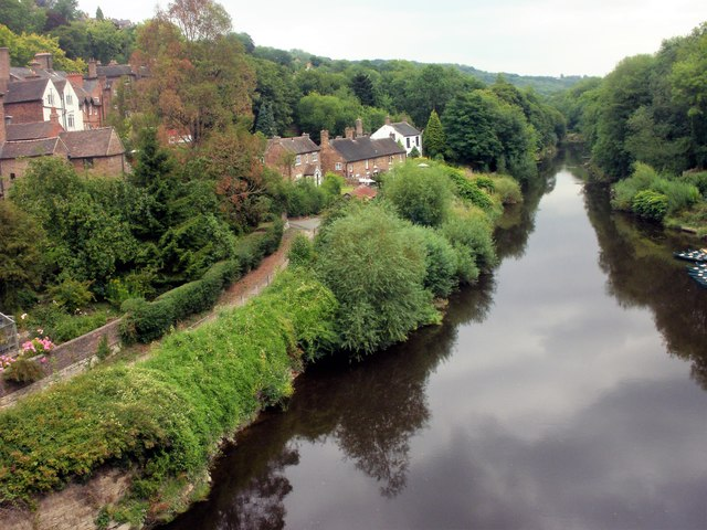 Ironbridge valley