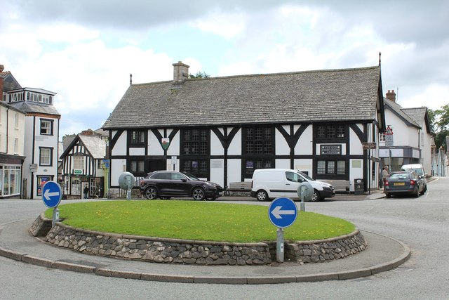 The Old Court House, Ruthin