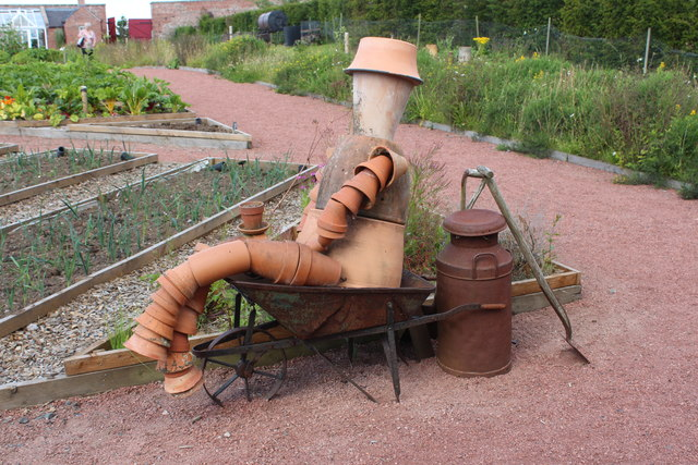 The Wheelbarrow Man