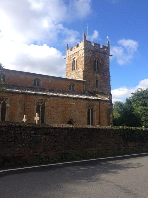 Rushton church