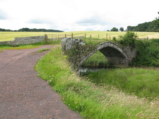 Mill Bridge, east of Carnwath