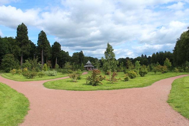 The Maguire Arboretum, Dumfries House