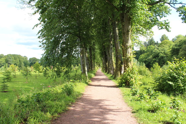 Riverside Path, Dumfries House