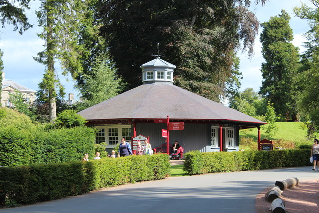 The Visitor Centre, Dumfries House