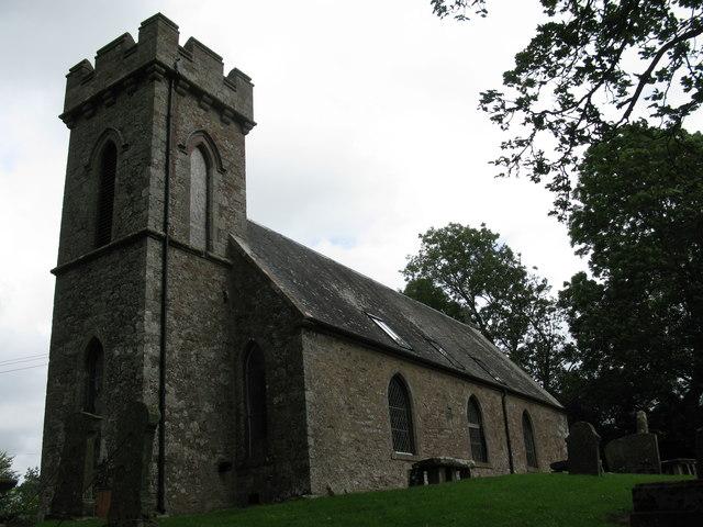 Former Dunsyre Church