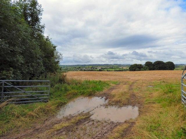 Fields off Caverswall Road
