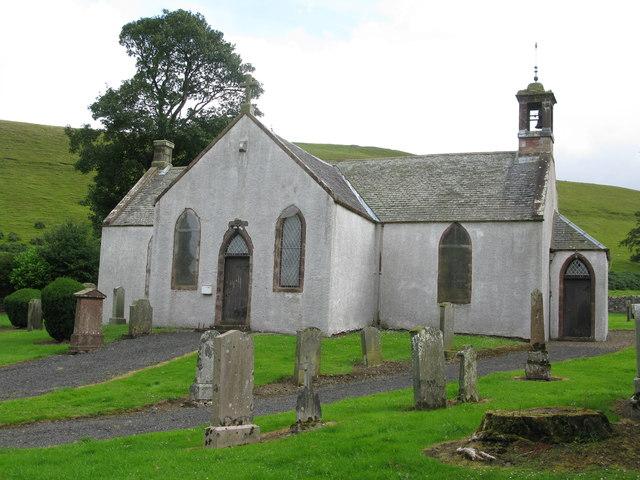 Kirkurd Parish Church