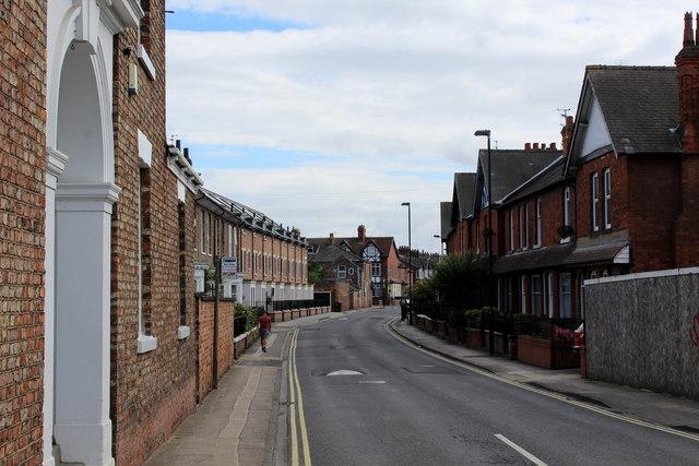 Mill Lane, York