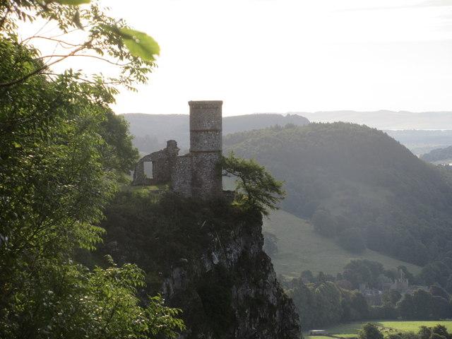 Kinnoull Hill Tower