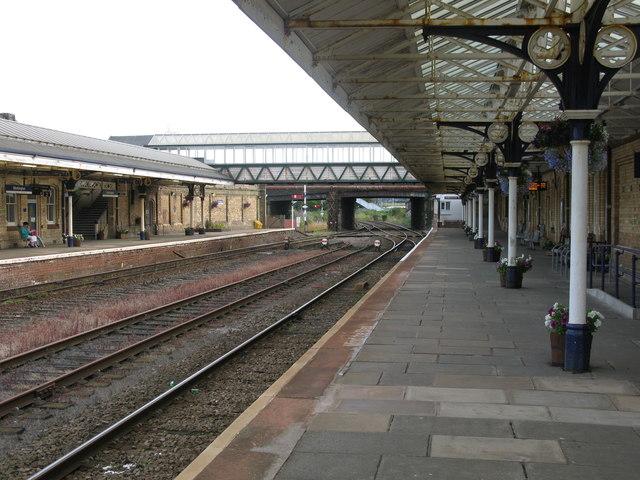 Workington Railway Station