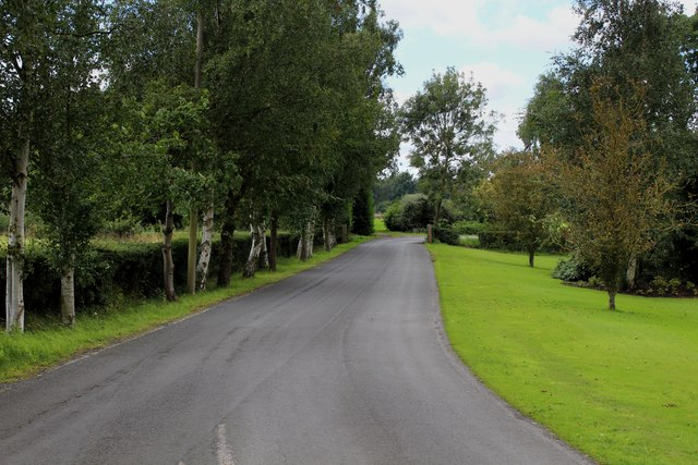 Access to Forest Park Golf Course
