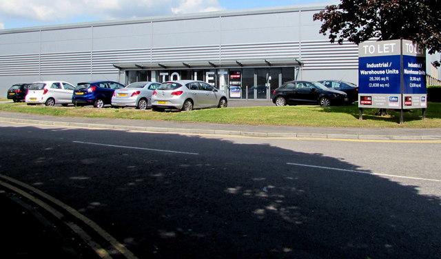 Industrial/Warehousing Units to let, Lavenham Road, Yate
