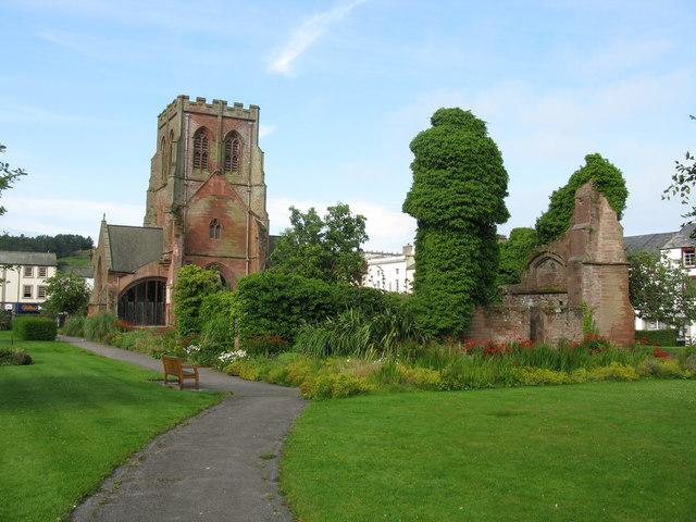 St Nicholas' Tower Chapel, Whitehaven