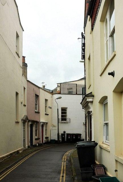 Woodbury Lane, Bristol