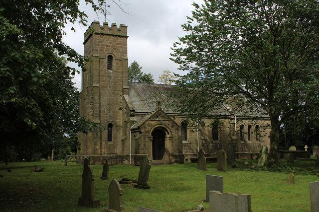 St. Peter's Church, Upper Helmsley