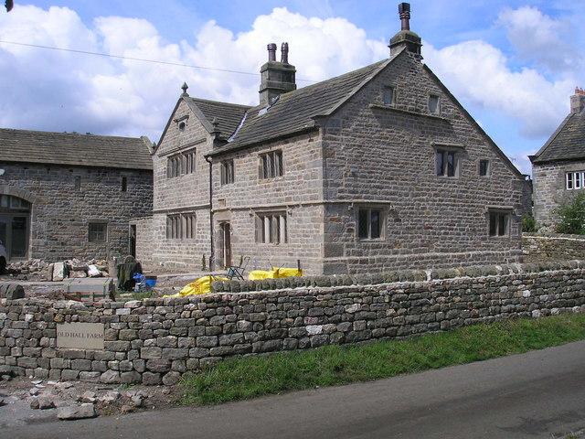 Old Hall Farm, Clifton
