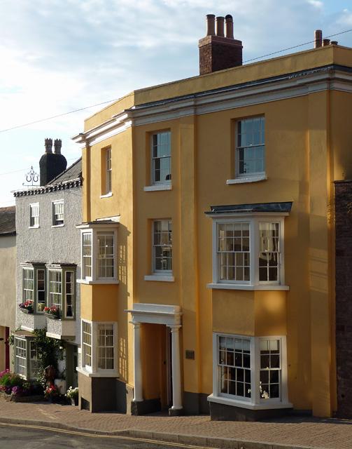 54 Wye Street, Ross-on-Wye