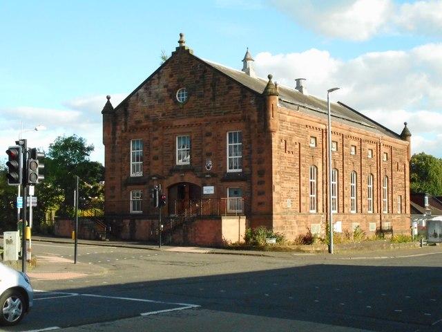 Kessington Hall