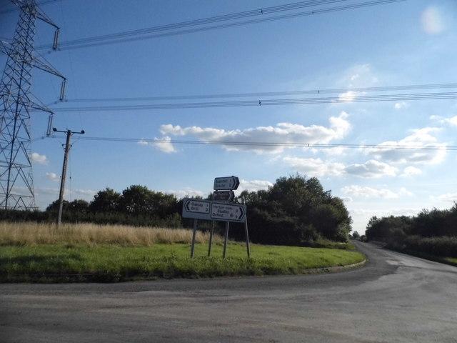 Bernwood Jubilee Way near Boarstall