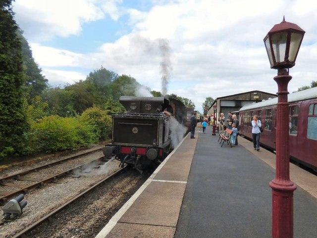 Caverswall Road Station