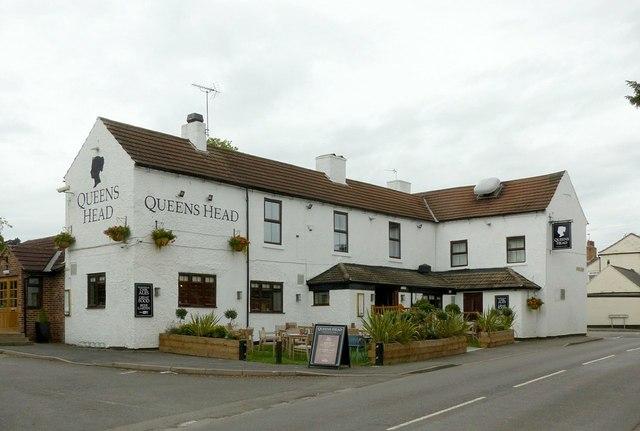 Queens Head, Ockbrook