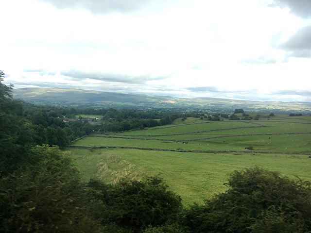 View from the railway