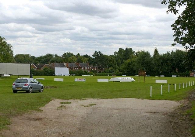 The Arthur Honeybun Cricket Ground