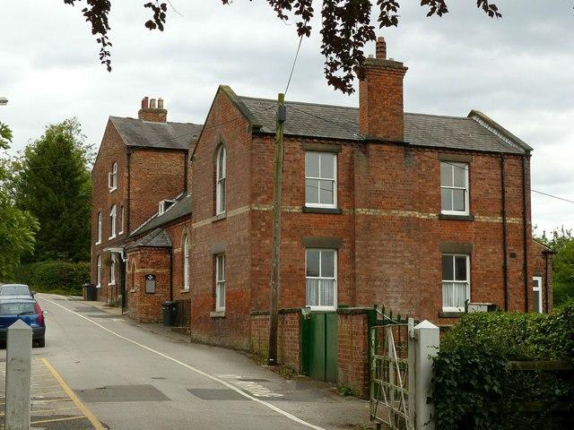 The Settlement, Ockbrook