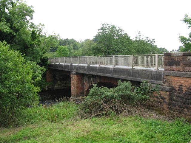 Bridge over the River Irt, Holmrook