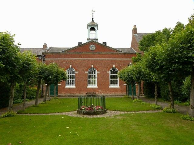 The Moravian Church, Ockbrook