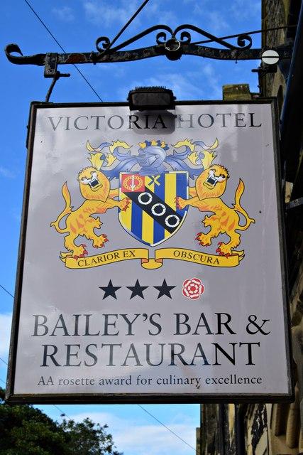The Victoria Hotel, Bamburgh
