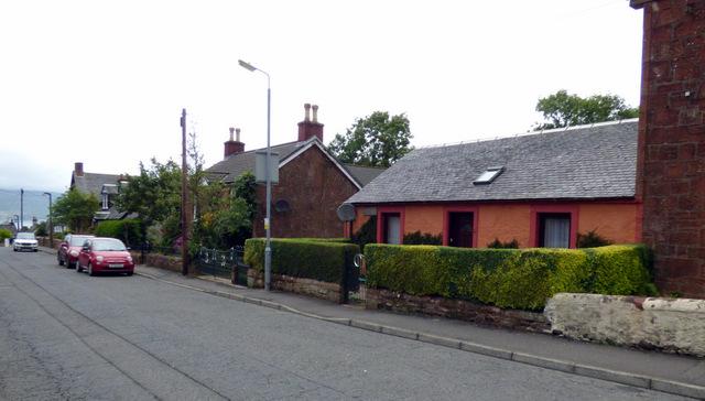 Skelmorlie Castle Road