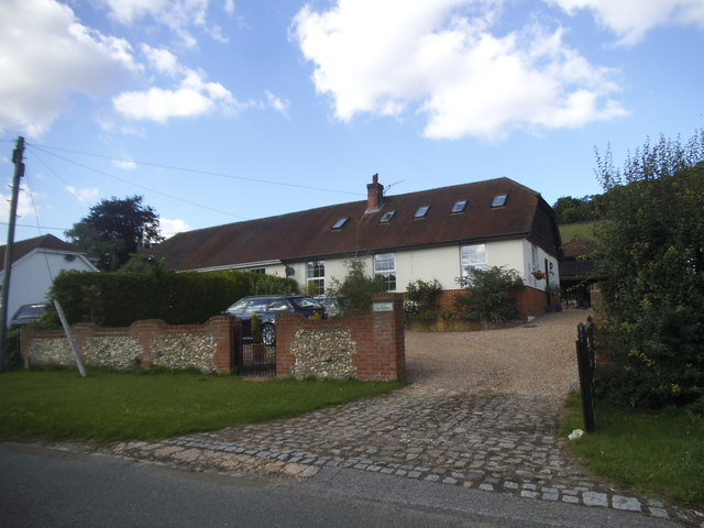 Cottage on Speen Road, Upper North Dean