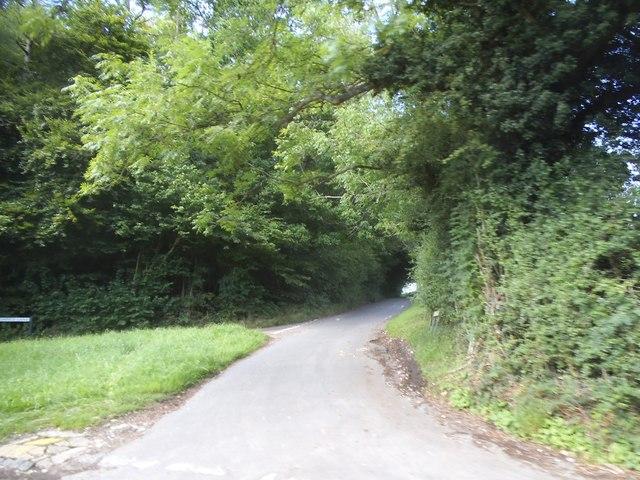 Spring Coppice Lane, Speen