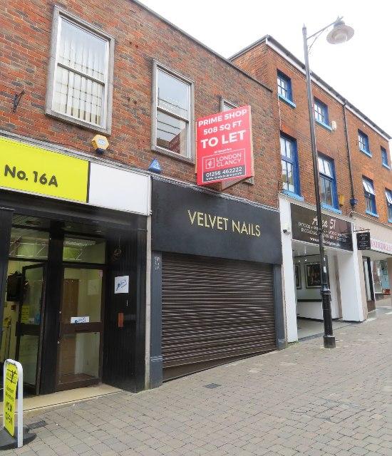 Velvet Nails - Church Street