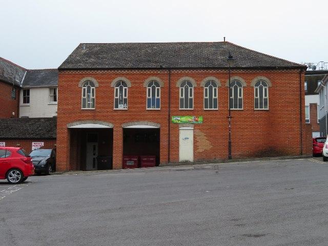 Haymarket Yard