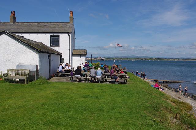 The Ship Inn, Piel Island