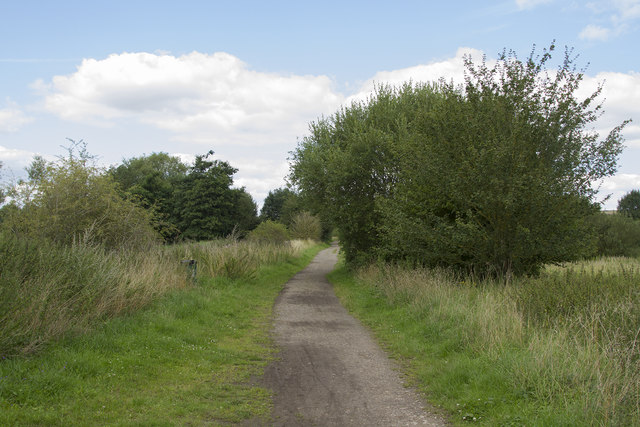 The Brampton Valley Way