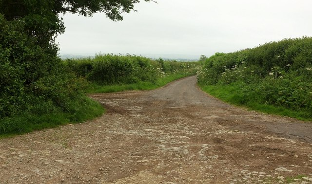Track junction, Wood Lane