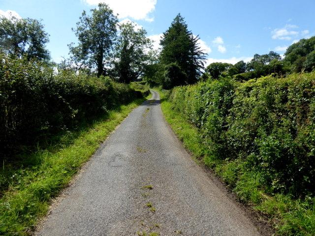 Killymorgan road, Tirnaskea