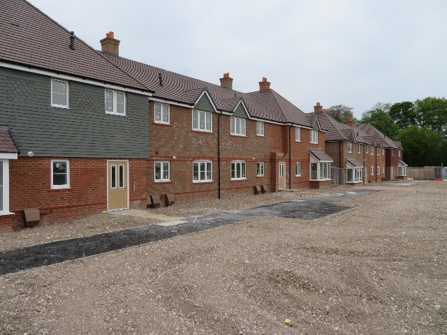 New builds by the A30