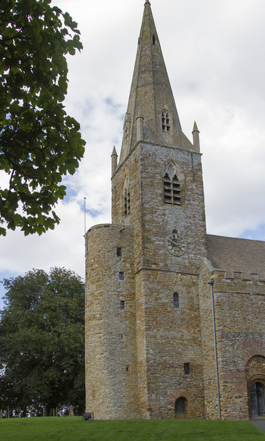 The Tower at All Saints Church