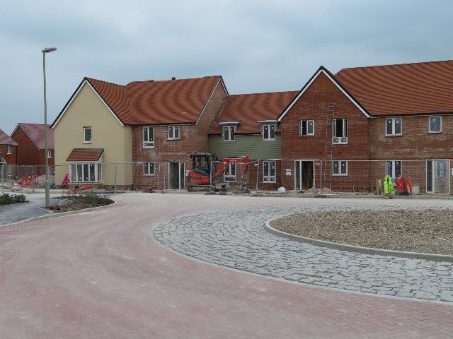 New builds - Saunders Way