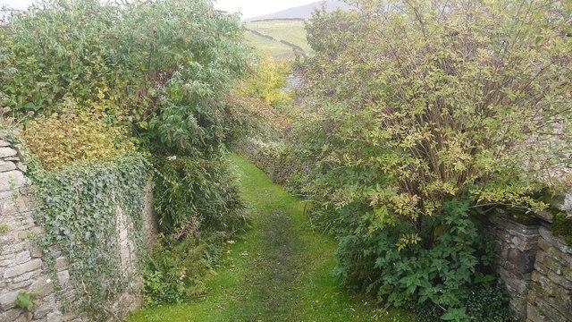 Path, Askrigg