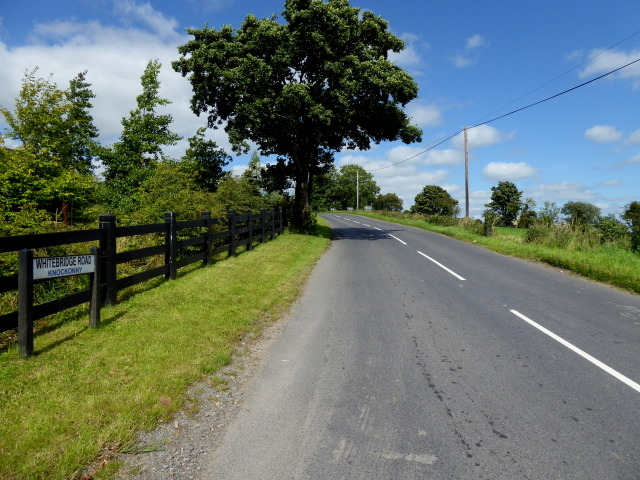 Whitebridge Road, Knockonny