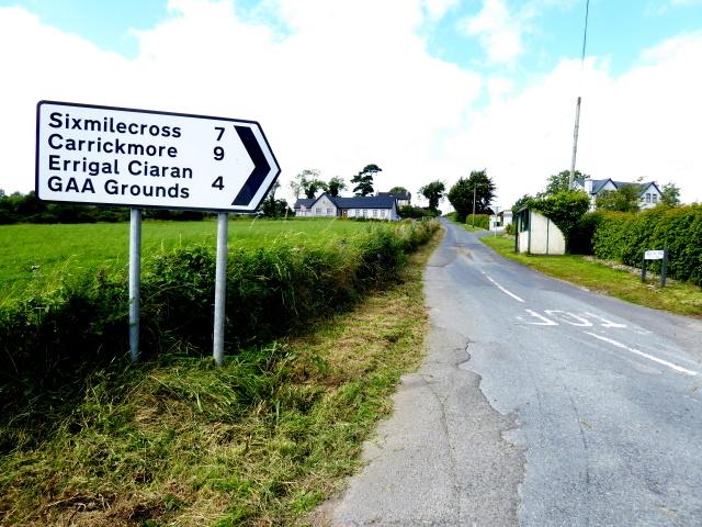 Knockonny Road, Knockonny