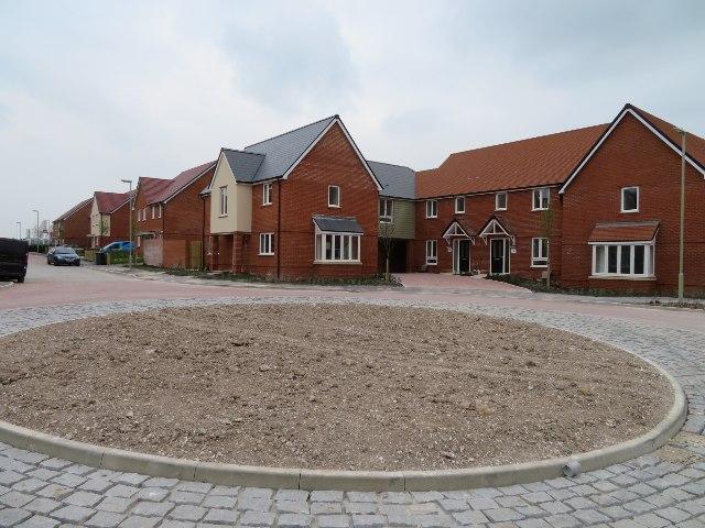 Houses in Saunders Way