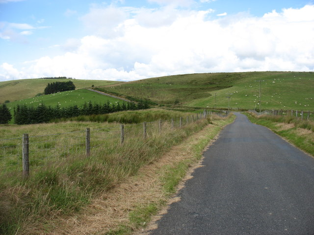 The lane to Staylittle